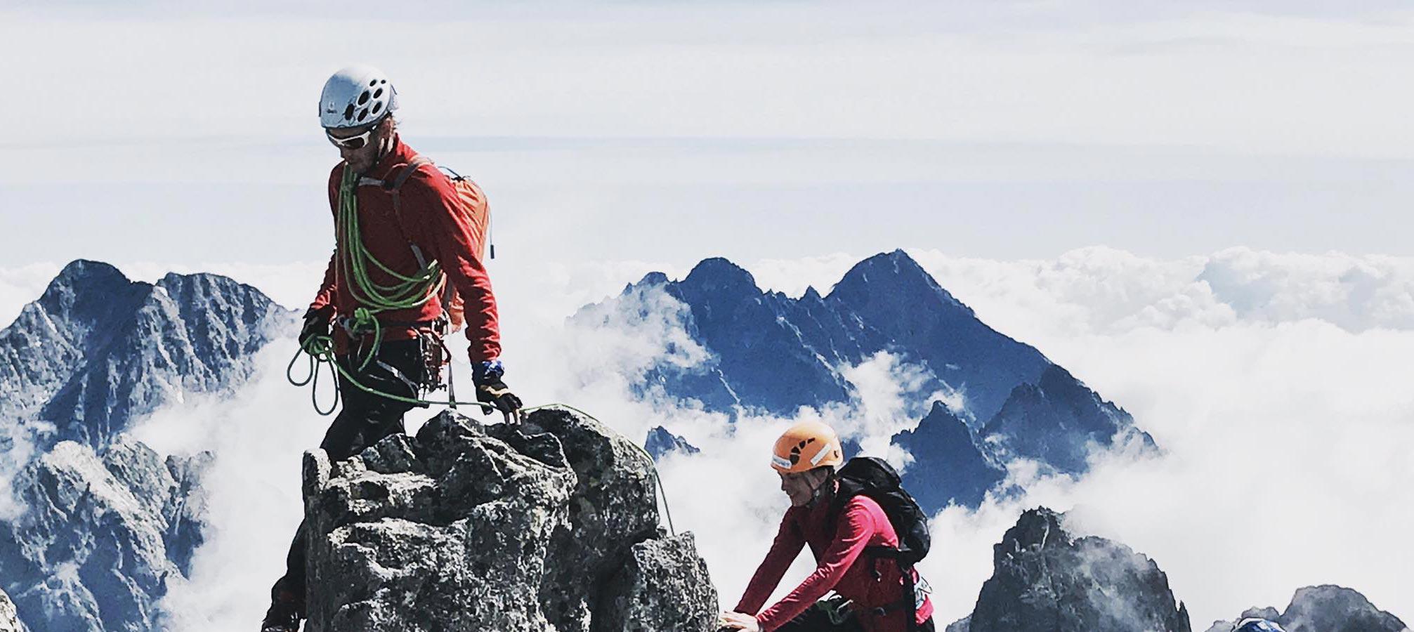 Tatryguide horský vodca Gerlach